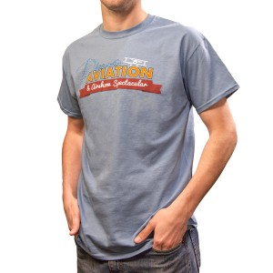 2014 Discover Aviation T-Shirt