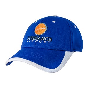 Sundance Hat Blue