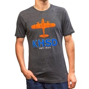 Sundance Grey T-shirt