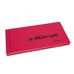 Flight Log Book Pink 600